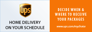 Ups home delivery