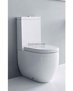 Kerasan - Flo Back to Wall Toilet Suite (P & S Trap 90-160mm)