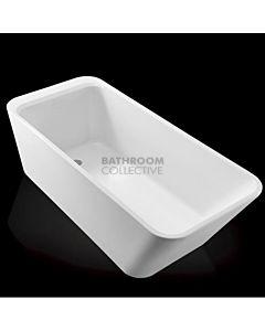 Gallaria - Velle Acrylic Back To Wall Bath 1700mm