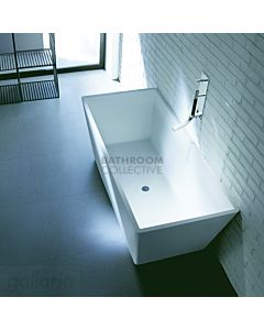 Gallaria - Anza Cast Stone Solid Surface Bath 1805mm