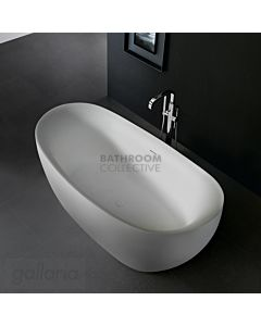 Gallaria - Savona Cast Stone Solid Surface Bath 1780mm