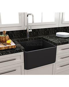 Paco Jaanson - Bocchi Casa Ceramic Kitchen Butler Sink 500mm MATTE ANTHRACITE