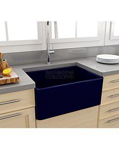 Paco Jaanson - Bocchi Casa Ceramic Kitchen Butler Sink 600mm GLOSS SAPPHIRE