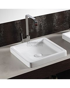 Gallaria - Sussex Ceramic Inset Basin 400 x 400mm