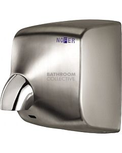 Nofer - Windflow Hand Dryer Polished Stainless
