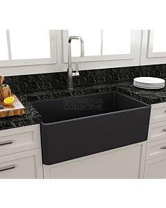 Paco Jaanson - Bocchi Casa Ceramic Kitchen Butler Sink 750mm MATTE ANTHRACITE