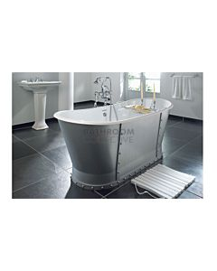 Imperial - Baglioni 1700mm Cast Iron Freestanding Luxury Bath