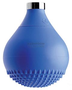 Paco Jaanson - Drop Silicone Balloon Shower Head BLUE