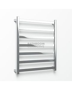 Avenir - Hybrid 1020x1050mm Towel Ladder - Mirror Stainless Steel