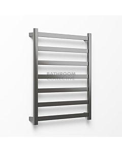 Avenir - Hybrid 1020x900mm Towel Ladder - Graphite
