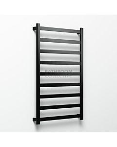 Avenir - Hybrid 1320x900mm Towel Ladder - Matte Black