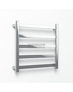 Avenir - Hybrid 720x900mm Heated Towel Ladder - Mirror Stainless Steel