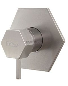 Rainware - Outdoor Miami Shower Wall Mixer Stainless Steel (Side Inlets)