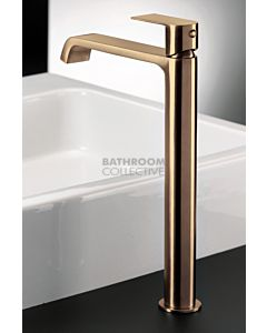 F.lli Frattini - Tolomeo Tall Basin Mixer BRUSHED GOLD