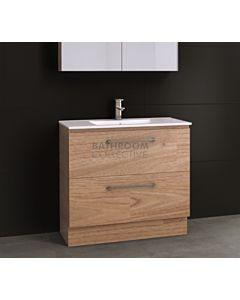 Timberline - Nevada Plus 900mm Floor Standing Vanity with Acrylic Top