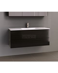 Timberline - Nevada Plus Classic 1200mm Wall Hung Vanity with Ceramic Top