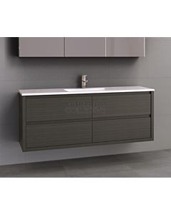Timberline - Grange 1500mm Wall Hung Vanity with Acrylic Top