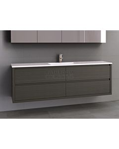 Timberline - Grange 1800mm Wall Hung Vanity with Acrylic Top