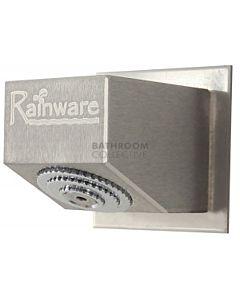 Rainware - Outdoor Shower Rose Stainless Steel 9 Litres