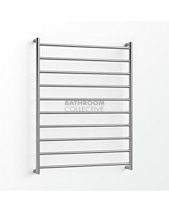 Avenir - Form 1000x750mm Towel Ladder - Mirror Stainless Steel