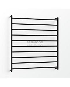 Avenir - Form 1000x900mm Towel Ladder - Matte Black