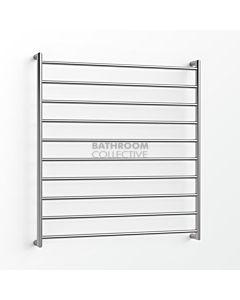 Avenir - Form 1000x900mm Towel Ladder - Mirror Stainless Steel