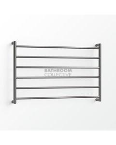 Avenir - Form 600x900mm Heated Towel Ladder - Graphite