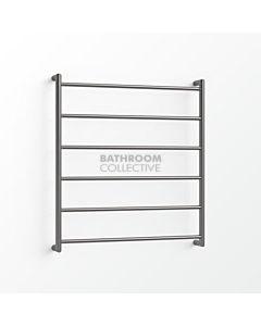 Avenir - Abask 850x750mm Towel Ladder - Graphite