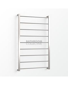 Avenir - Brio 1300x750mm Towel Ladder - Brushed Stainless Steel