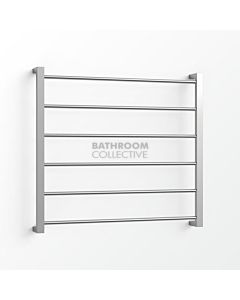 Avenir - Brio 850x900mm Heated Towel Ladder - Mirror Stainless Steel