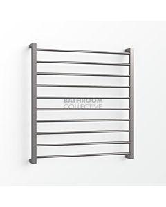 Avenir - Base 1000x900mm Heated Towel Ladder - Graphite