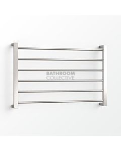 Avenir - Base 600x900mm Towel Ladder - Brushed Stainless Steel