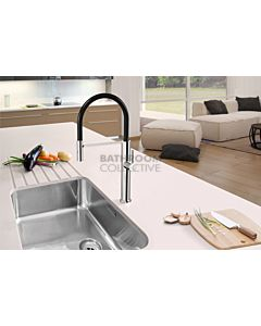 Linsol - Luca Flexible Hose Sink Mixer