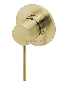 Phoenix Tapware - Vivid Slimline Shower / Wall Mixer BRUSHED GOLD