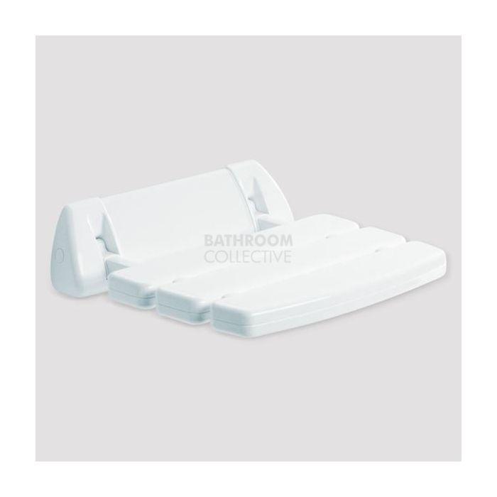 Conserv - Domestic Shower Seat WHITE