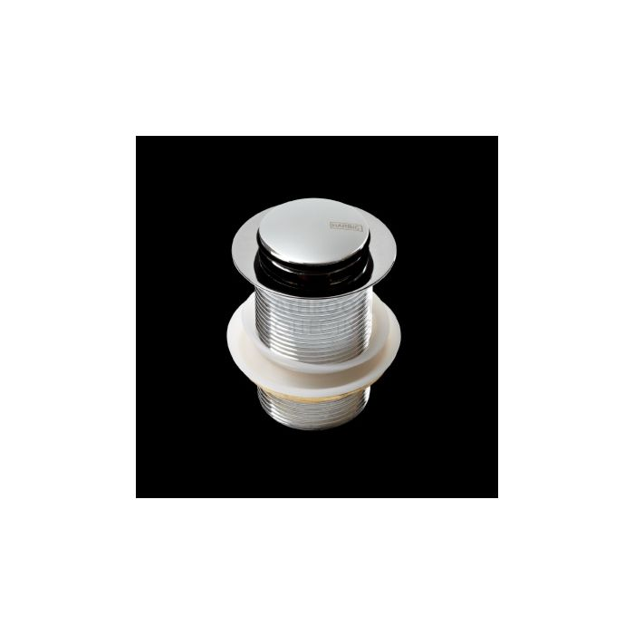 Harbic Brassware - 40mm Pop Up Waste with 80mm Tail