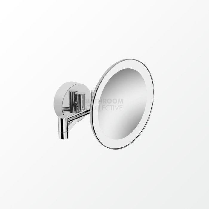 Avenir - Universal LED Magnifying Mirror (Concealed) - Chrome