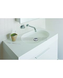 Omvivo - Arki 700 Wall & Vanity Top Basin (Right Hand Bowl)