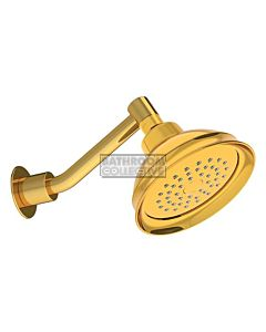 Conserv - Paddington/Upswept Arm Shower GOLD