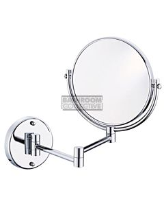 Conserv - Comfort Collection Wall Mounted Shaving Mirror