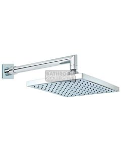 Conserv - Quewb/Horizontal Arm Square Rainshower