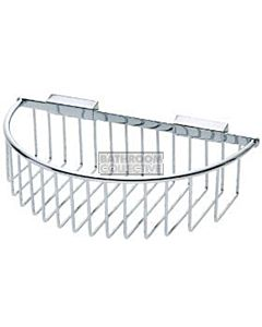 Conserv - Comfort Collection Semi Circular Wire Basket