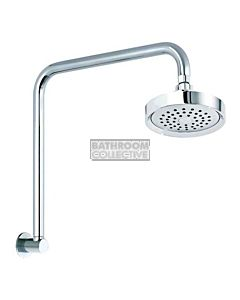 Conserv - Stamford Shower Head with Crane Neck Arm