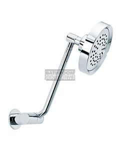 Conserv - Stamford Shower Head with Clicklock Arm