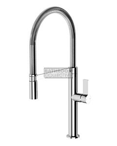 Phoenix Tapware - Prize Flexible Coil Sink Mixer