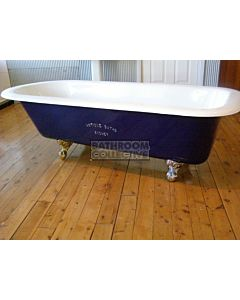 Yoki - 6' Metters LE Clawfoot Cast Iron Antique Bath 1875mm