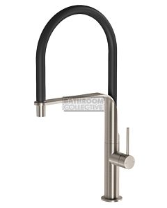 Phoenix Tapware - Vido Flexible Sink Mixer Brushed Nickel