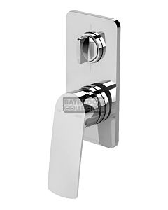 Phoenix Tapware - Mekko Shower/Bath Diverter Mixer Chrome