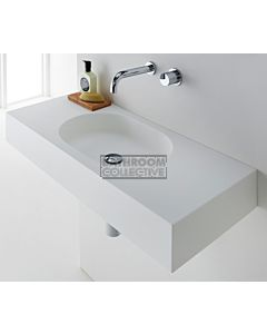 Omvivo - Arki 900 Wall & Vanity Top Basin