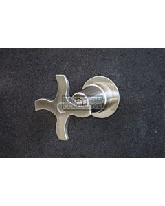 Rainware - Outdoor Wall Cold Tap Only Stainless Steel